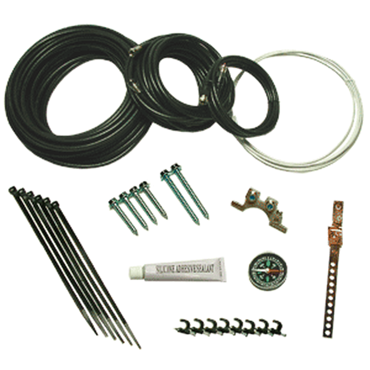 CN - INSTALL PARTS - GEOSATPRO DELUXE SUPPLIES